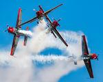 RJF01 - Royal Jordanian Falcons Extra 300 aircraft