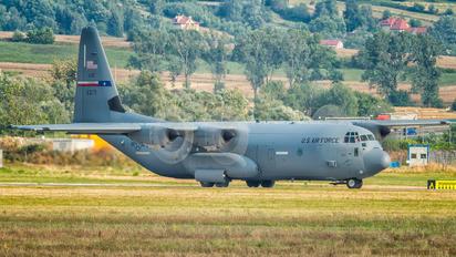 63171 - USA - Air Force Lockheed C-130A Hercules