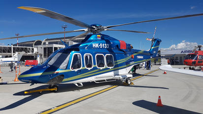 HK-5133 - Helistar Colombia Agusta Westland AW139