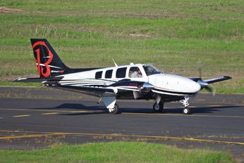 N922PS - Private Beechcraft 58 Baron