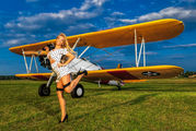 SP-YWW - - Airport Overview - Airport Overview - People, Pilot aircraft