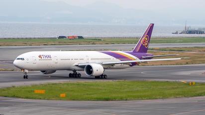 HS-TXL - Thai Airways Boeing 777-300ER