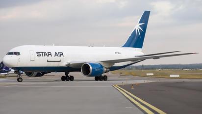 OY-SRJ - Star Air Freight Boeing 767-200F