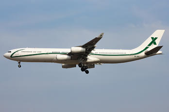 9H-BIG - AIR X Charter Airbus A340-300