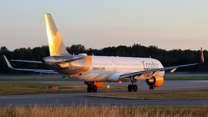 D-ATCC - Condor Airbus A321
