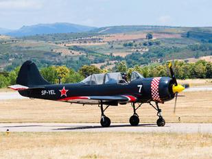 SP-YEL - Yakstars Yakovlev Yak-52