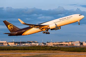 N304UP - UPS - United Parcel Service Boeing 767-300F