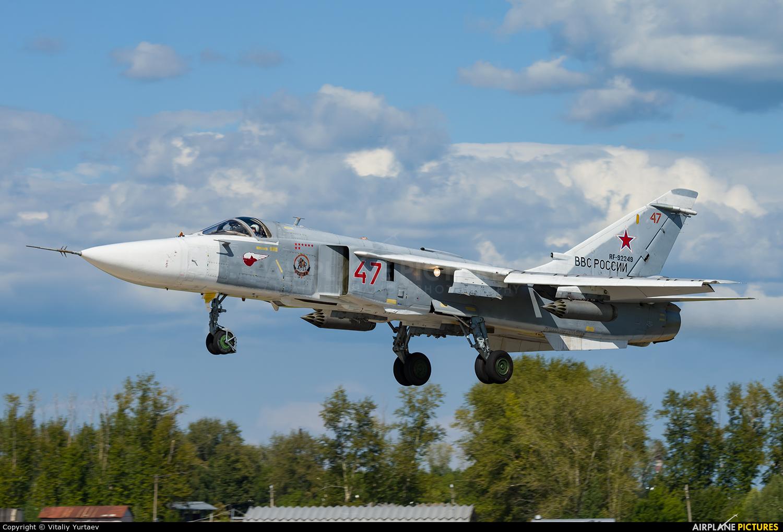 Russia - Air Force RF-92249 aircraft at Dyagilevo