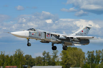 RF-92249 - Russia - Air Force Sukhoi Su-24M
