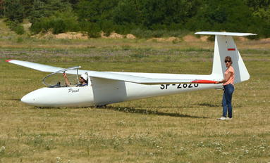 SP-2826 - Private PZL SZD-30 Pirat