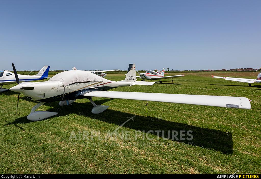 Private I-STIL aircraft at Sibari Fly