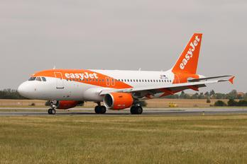 OE-LKG - easyJet Europe Airbus A319