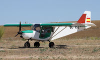 EC-FS2 - Private BRM Land Africa aircraft
