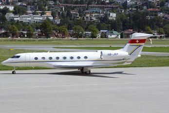 HB-JKP - Jet Aviation Business Jets Gulfstream Aerospace G650, G650ER