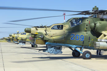 209 - Russia - Air Force Mil Mi-28