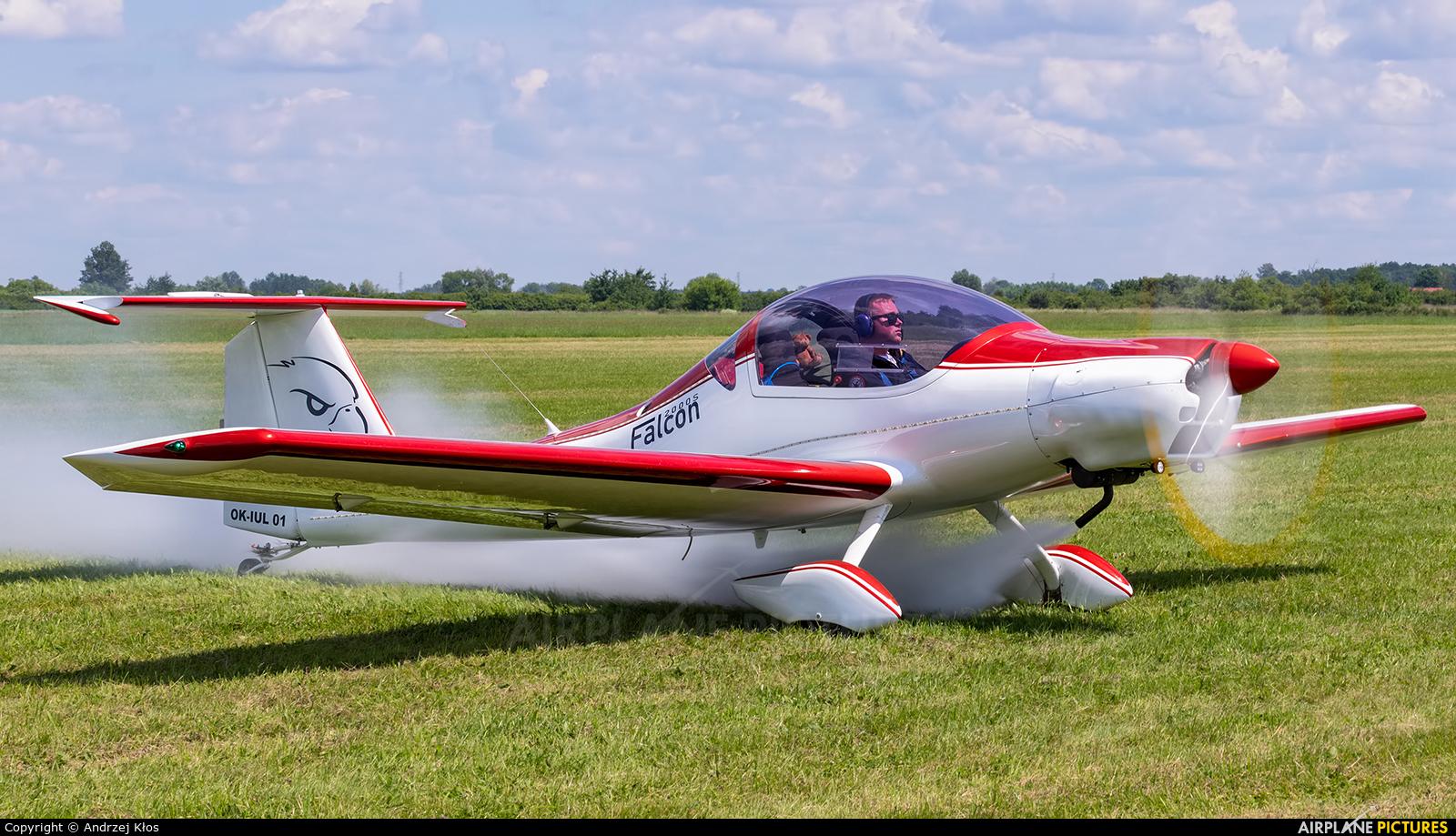 Private OK-IUL01 aircraft at Stalowa Wola-Turbia