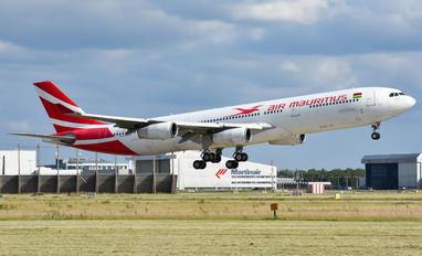 3B-NBD - Air Mauritius Airbus A340-300