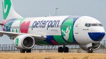 PH-HSI - Transavia Boeing 737-800 aircraft