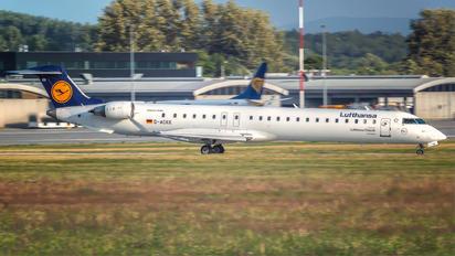 D-ACKK - Lufthansa Regional - CityLine Bombardier CRJ 900ER