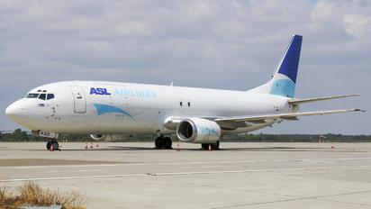 HA-KAD - ASL Airlines Boeing 737-400F