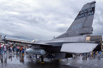 93-0535 - USA - Air Force General Dynamics F-16C Block 52+ Fighting Falcon