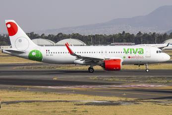 XA-VIL - VivaAerobus Airbus A320 NEO
