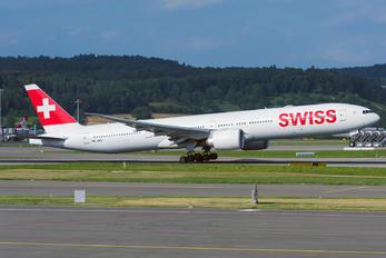 HB-JNG - Swiss Boeing 777-300ER