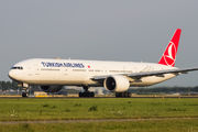 TC-LJF - Turkish Airlines Boeing 777-300ER aircraft
