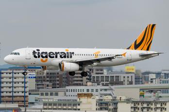 B-50007 - Tigerair Taiwan Airbus A320