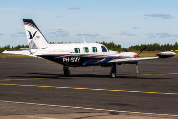 PH-SVY - Private Piper PA-31T Cheyenne