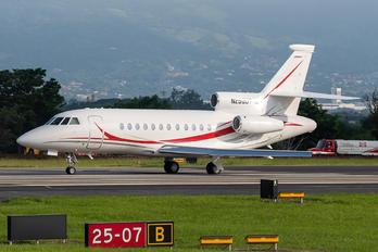 N258UT - Private Dassault Falcon 900 series