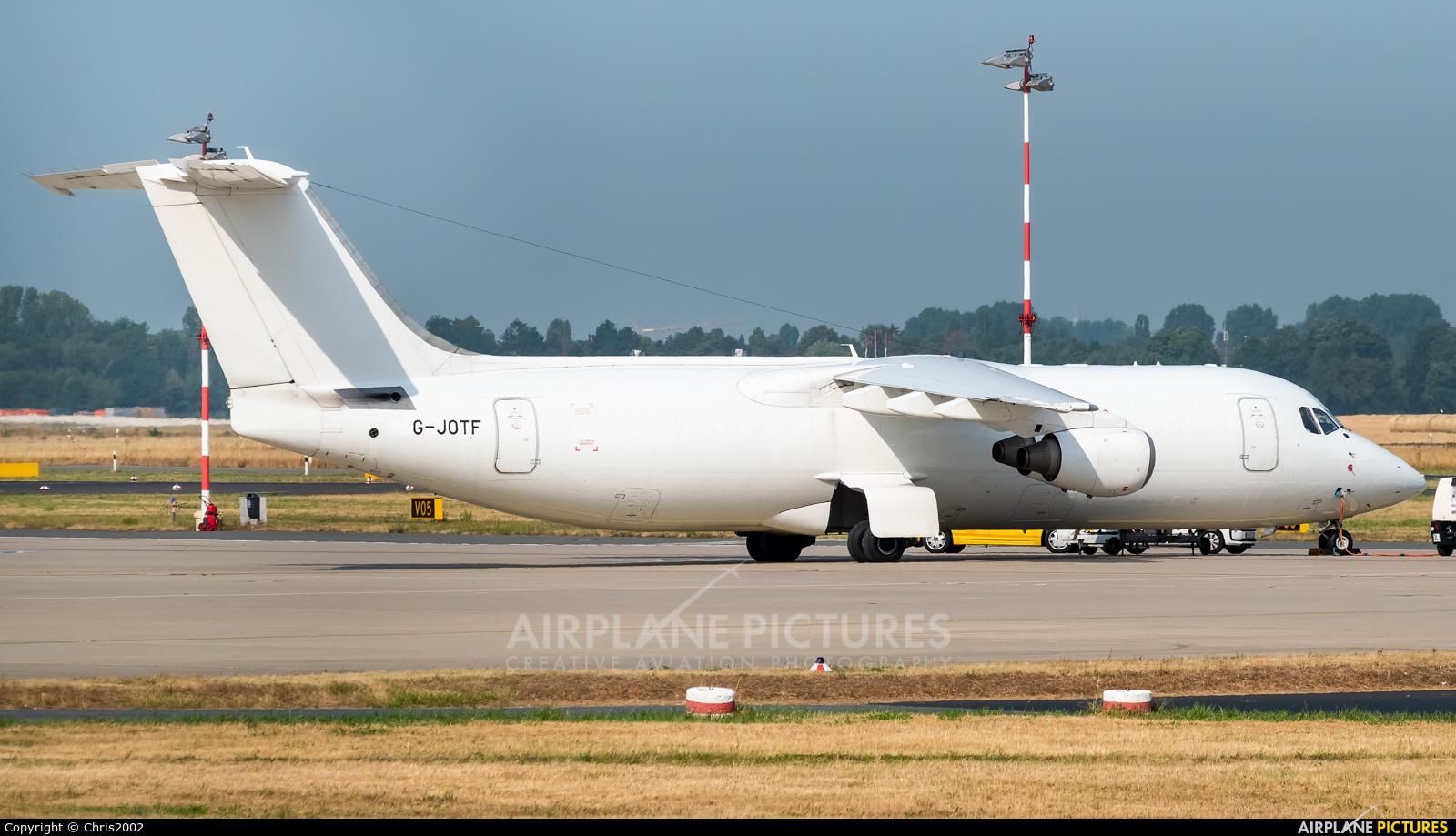 Jota Aviation G-JOTF aircraft at Düsseldorf
