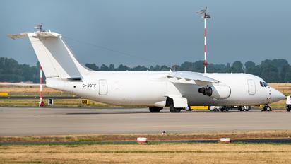 G-JOTF - Jota Aviation British Aerospace BAe 146-300/Avro RJ100