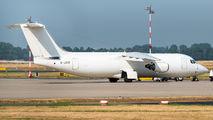 Jota Aviation BAe146 visited Dusseldorf title=