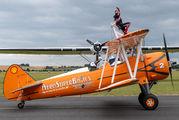 N74189 - AeroSuperBatics Boeing Stearman, Kaydet (all models) aircraft