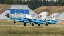 6807 - Romania - Air Force Mikoyan-Gurevich MiG-21 LanceR C aircraft