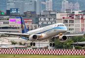B-16829 - Mandarin Airlines Embraer ERJ-190 (190-100) aircraft