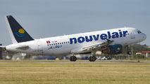TS-INP - Nouvelair Airbus A320 aircraft