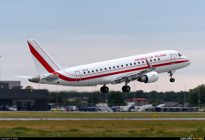 Poland - Government SP-LIH aircraft at Katowice - Pyrzowice