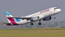 OE-IEW - Eurowings Europe Airbus A320 aircraft