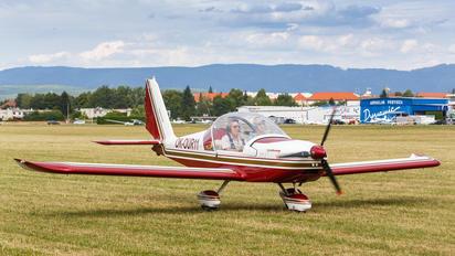 OK-OUR11 - Private Evektor-Aerotechnik EV-97 Eurostar