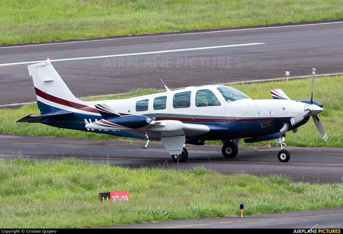 Private N408NS aircraft at San Jose - Tobías Bolaños Intl
