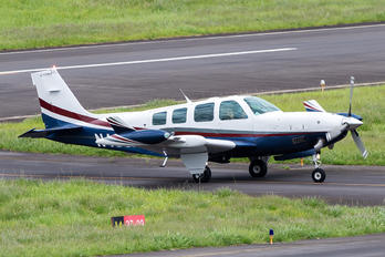N408NS - Private Beechcraft Beech F33A Bonanza