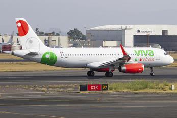 XA-VAQ - VivaAerobus Airbus A320