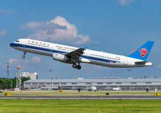 B-6581 - China Southern Airlines Airbus A321