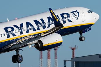 EI-GXM - Ryanair Boeing 737-8AS