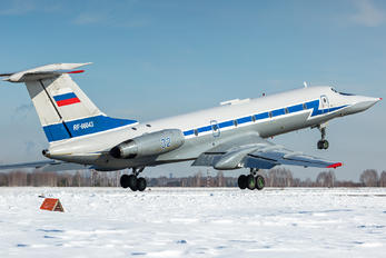 RF-66043 - Russia - Air Force Tupolev Tu-134UBL
