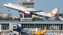 TC-OBZ - Onur Air Airbus A321 aircraft