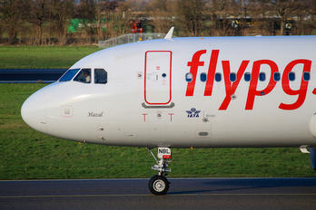 TC-NBL - Pegasus Airbus A320 NEO