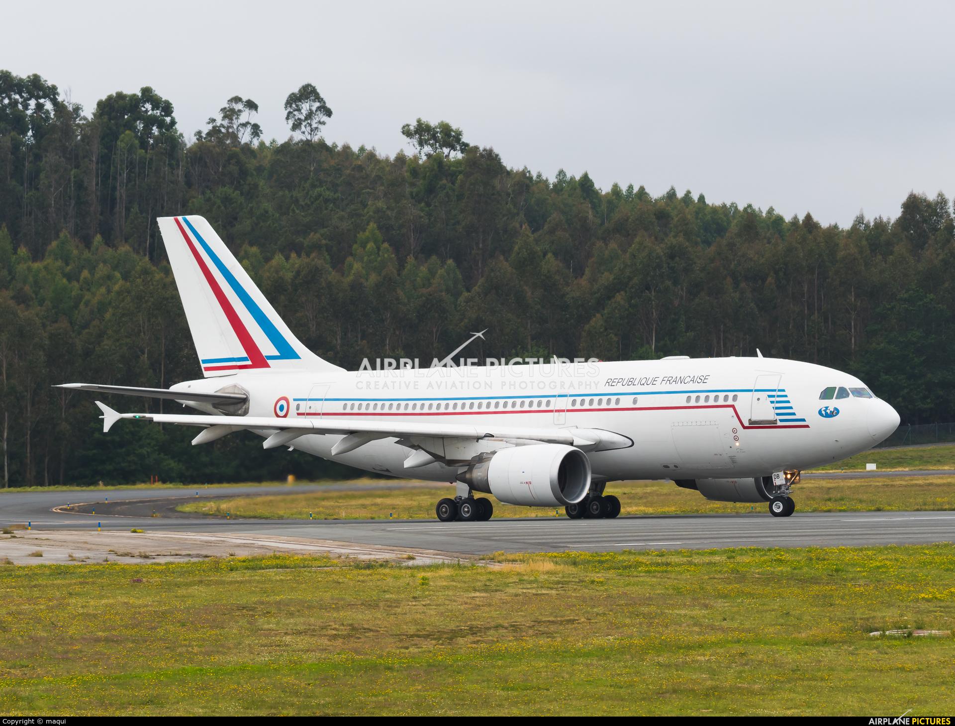 France - Government F-RADB aircraft at Santiago de Compostela